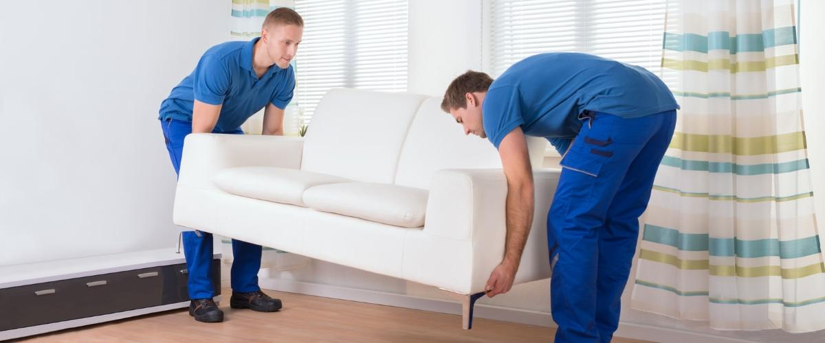 Edmond Moving Company In-Home Moving Services Rearranging Cleaning Movers