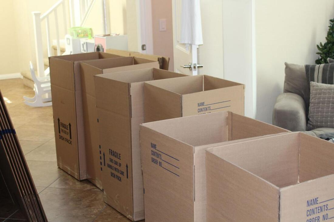 Edmond Moving Experts Packing Services Unpacking Services